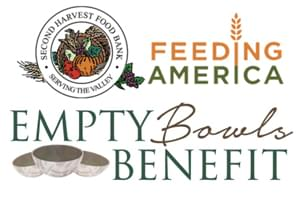 Second Harvest Food Bank – Empty Bowls Benefit