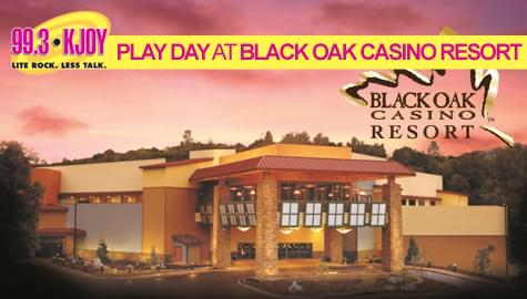 Black Oak Casino Resort – Play Day