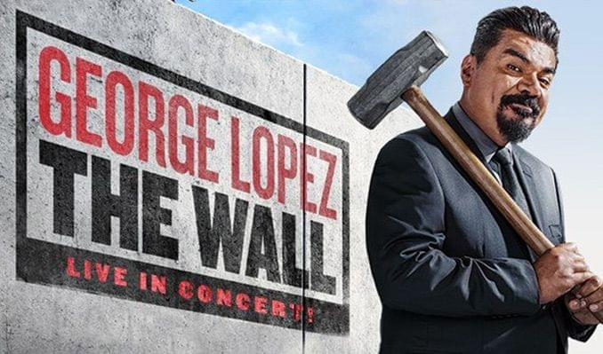 George Lopez LIVE in Stockton