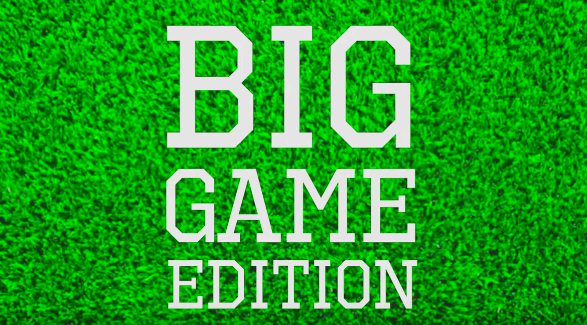 Eat Local with dXn | BIG GAME Edition 2017
