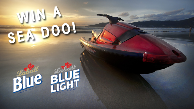 95X Labatt Loving Summer Sea Doo Giveaway | Contest