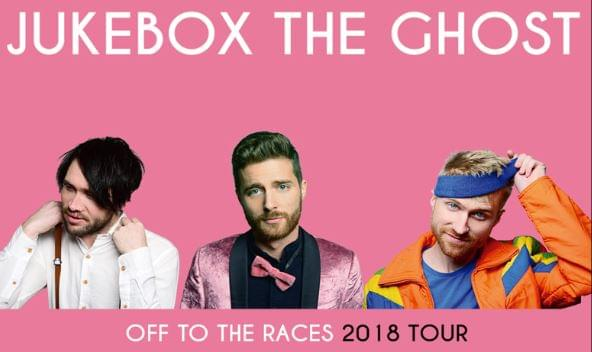 [95X Fresh Sounds Series] Jukebox the Ghost @ The Lost Horizon | September 19th