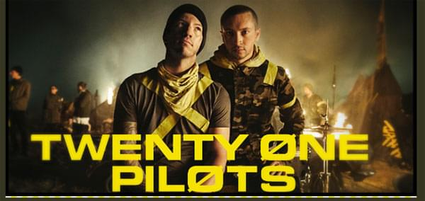 NEW Twenty One Pilots: Jumpsuit