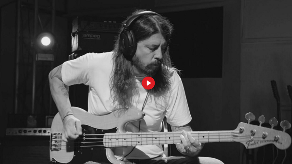 Dave Grohl- Play