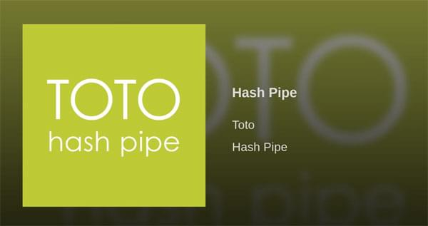 """Toto return the favor with """"Hash Pipe"""" cover"""