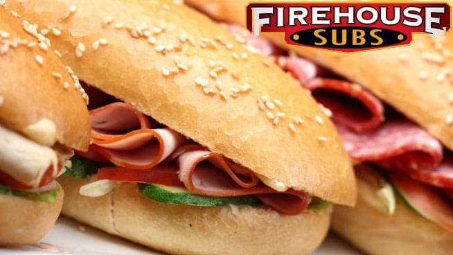 Win an Office Party from Firehouse Subs!!
