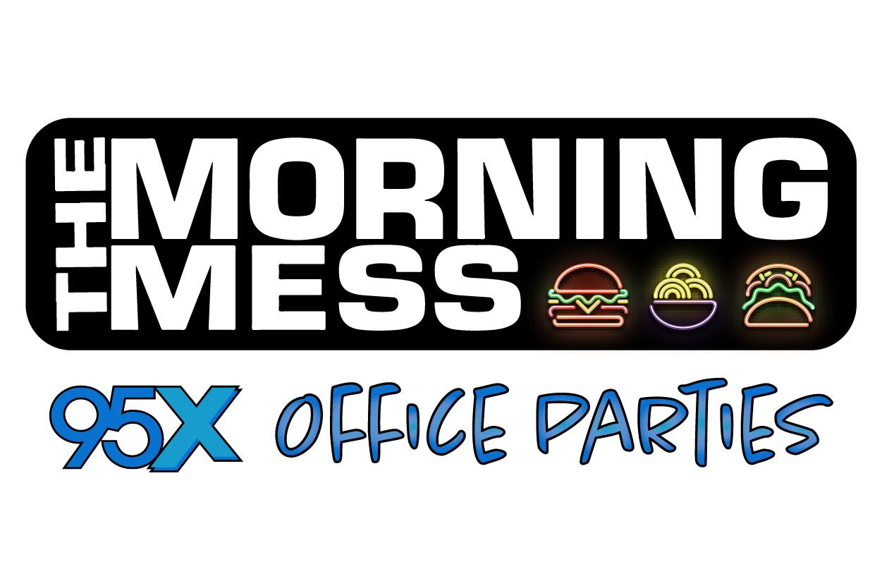 The Morning Mess Office Party | Trapper's Pizza Pub