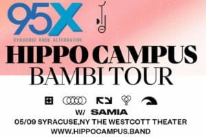 Hippo Campus | May 9th