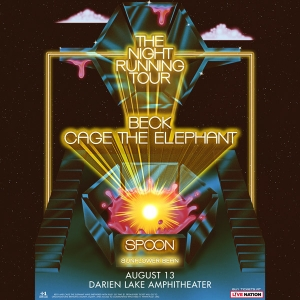 Beck and Cage the Elephant | August 13th