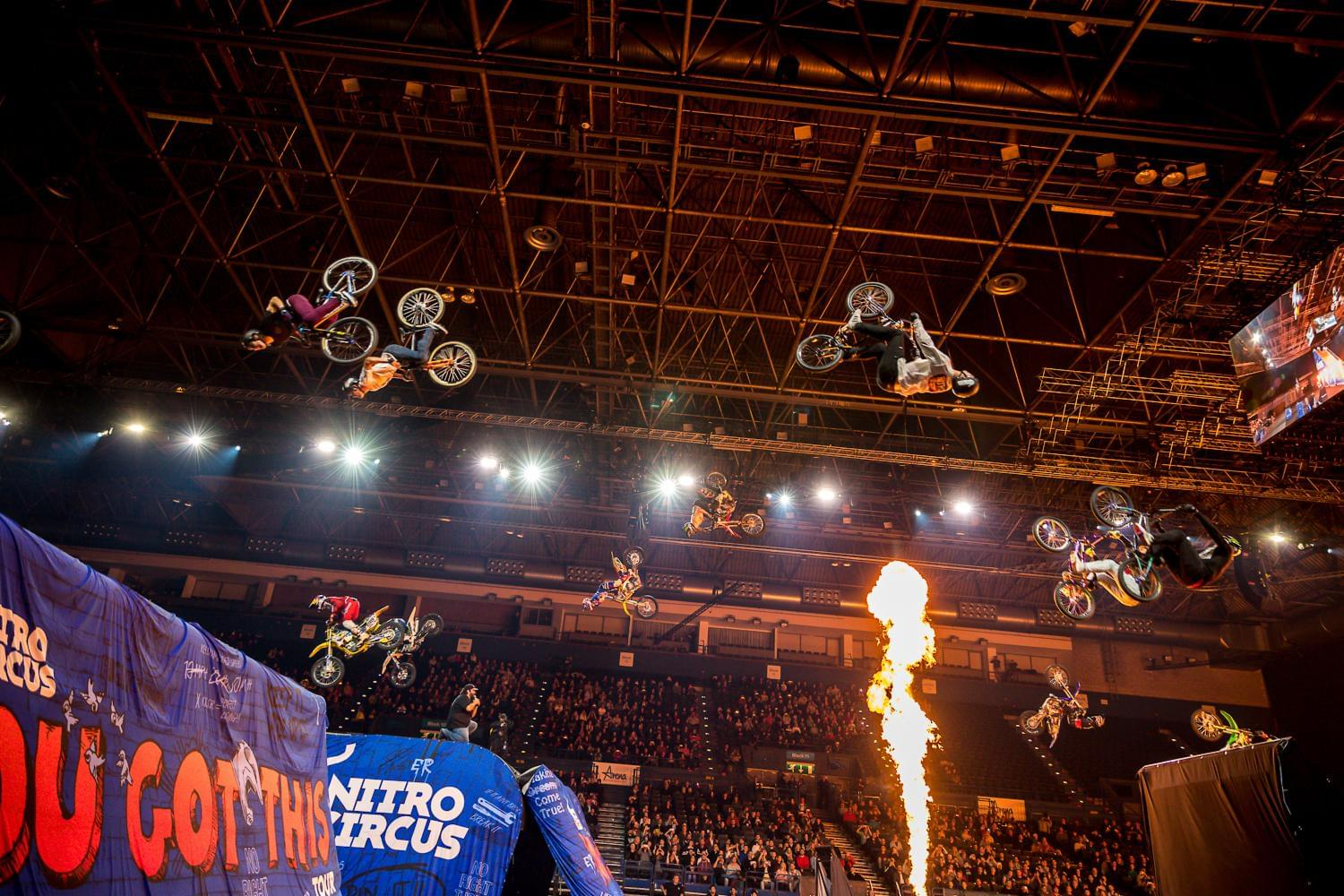 "Nitro Circus ""You Got This Tour"" 