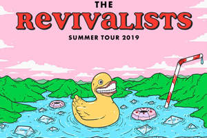 95X Presents The Revivalists | Saturday, May 18th