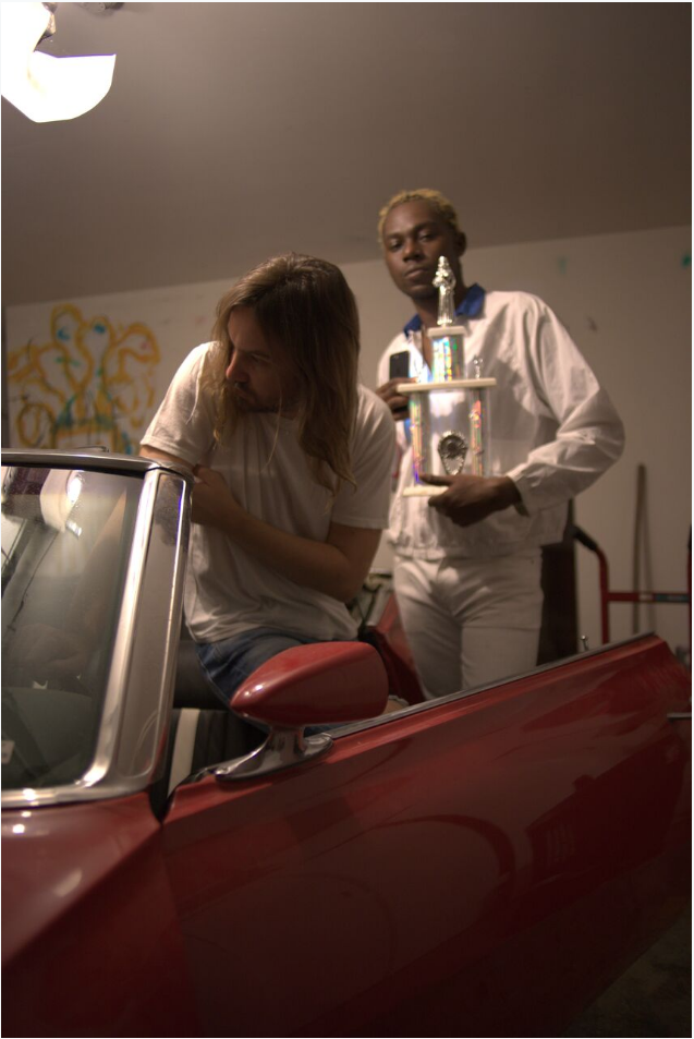 "The Drop: Theophilus London f/t Tame Impala ""Only You"""