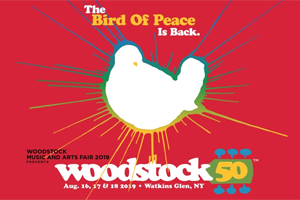 Woodstock 50 Lineup is Here