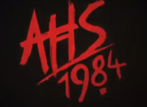American Horror Story Season 9 Going Back to the 80s