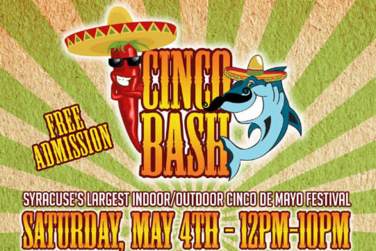 Cinco Bash | Saturday, May 4th
