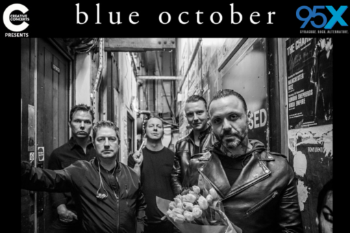 Blue October | Sunday, October 27th