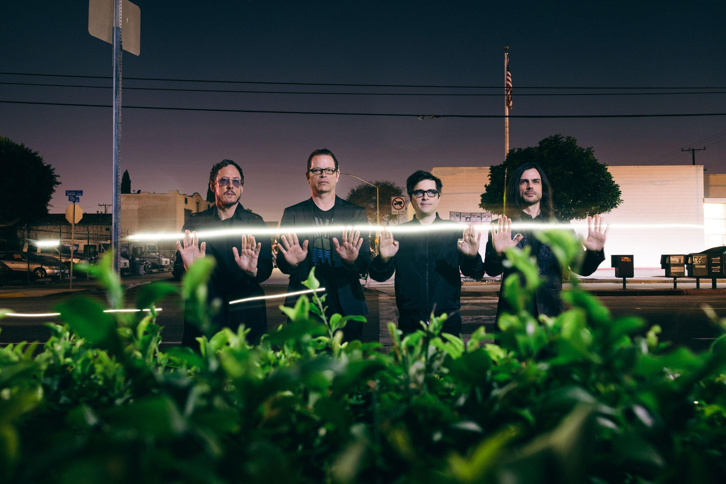 Weezer Rocks Late Night Television