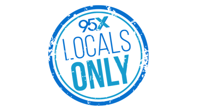 95X Locals Only Podcast with John Harris