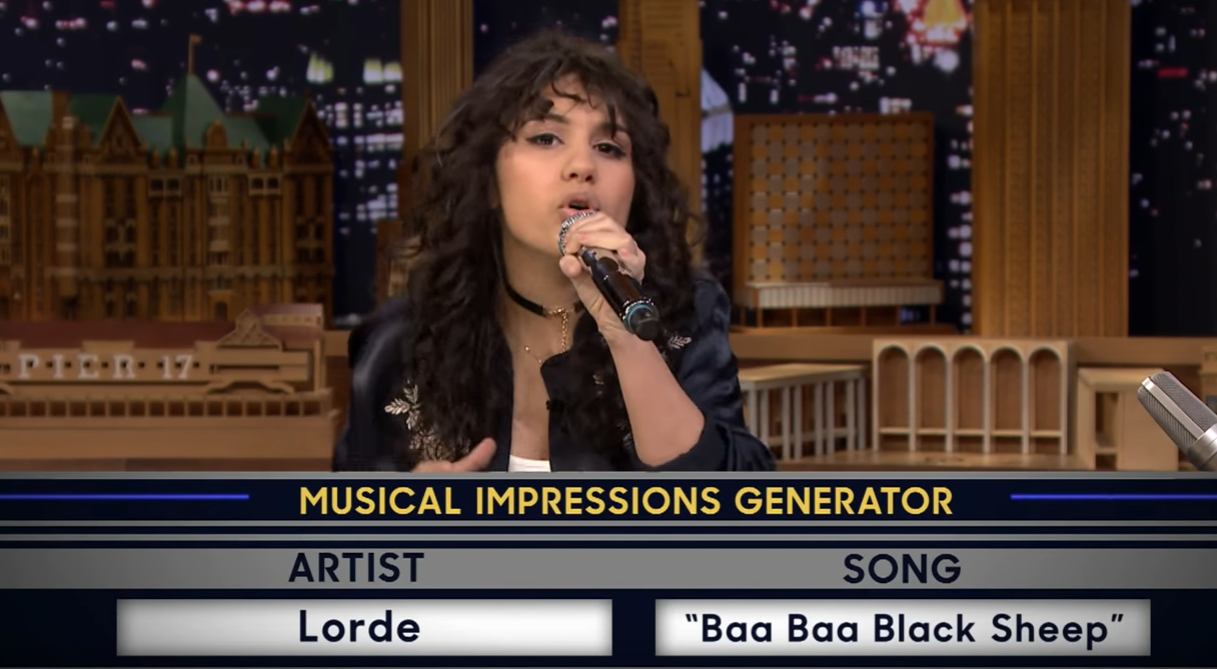 Is Alessia Cara really just Lorde in a costume?