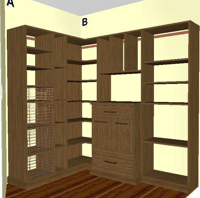 amyu0027s new pantry from california closets is being installed next week here are some drawings of what it will look like notice designer patti even looked - California Closet