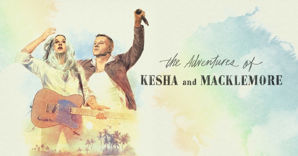 The Adventures of Kesha and Macklemore Tour @ Darien Lake | July 22nd