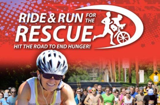 Ride and Run for the Rescue | June 23rd