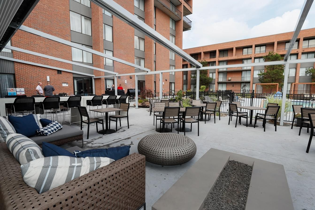 RSVP to a 93Q Office Patio Party Hosted by Seasons Tavern!