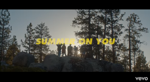 """Rick's Pick – PRETTYMUCH – """"Summer on You"""""""