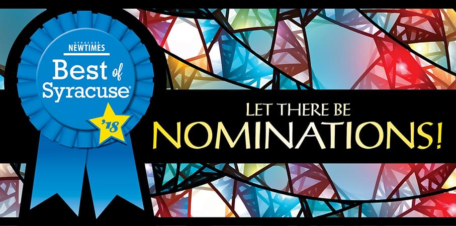 Best of Syracuse 2018 – Nominations Are Now Open!