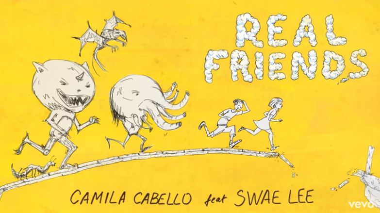 """Rick's Pick – Camila Cabello – """"Real Friends"""" ft. Swae Lee"""