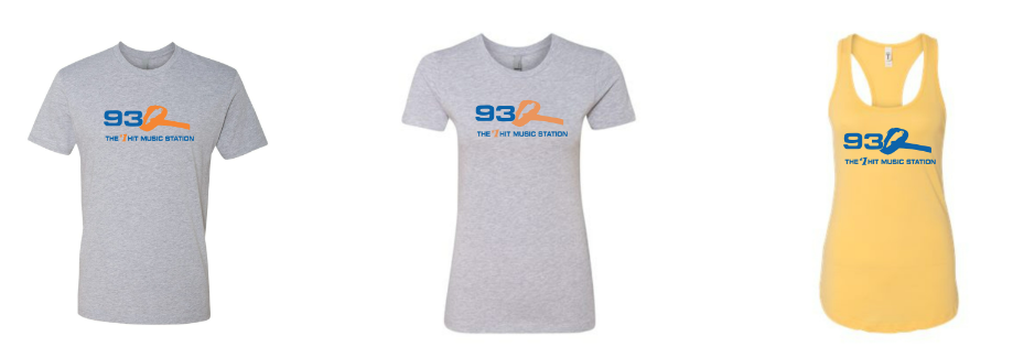 Get Your 93Q T-Shirt Or Beanie HERE!