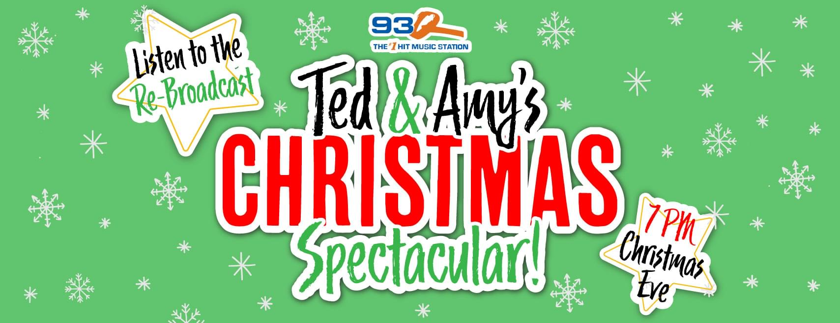 [photo gallery] 2018 Ted & Amy Christmas Spectacular
