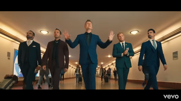 "Rick's Pick – Backstreet Boys – ""Chances"""