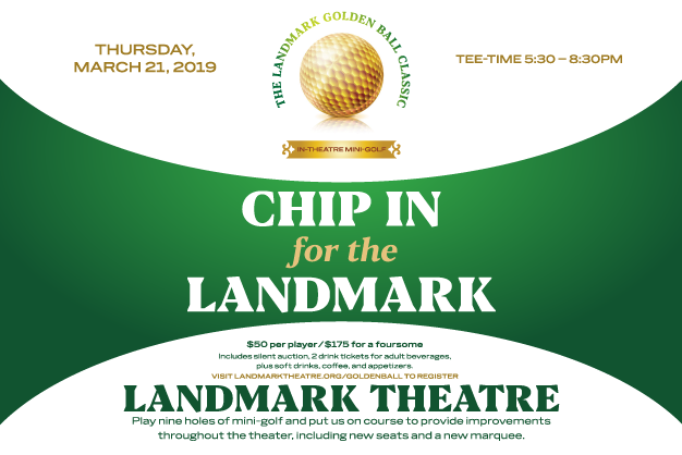 The Landmark Golden Ball Classic | March 21st