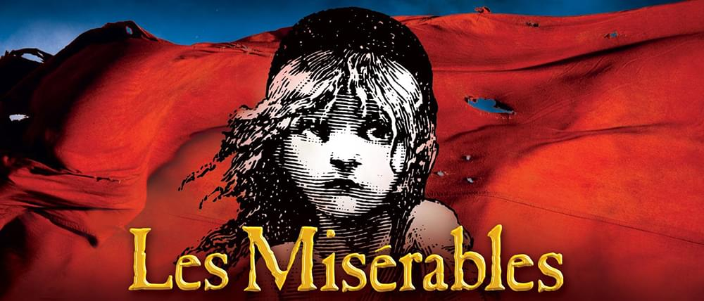 Congratulations to our Les Miserables Winners!