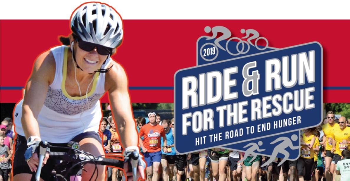 Ride and Run for the Rescue | June 22nd