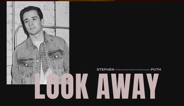"Rick's Pick – Stephen Puth – ""Look Away"""
