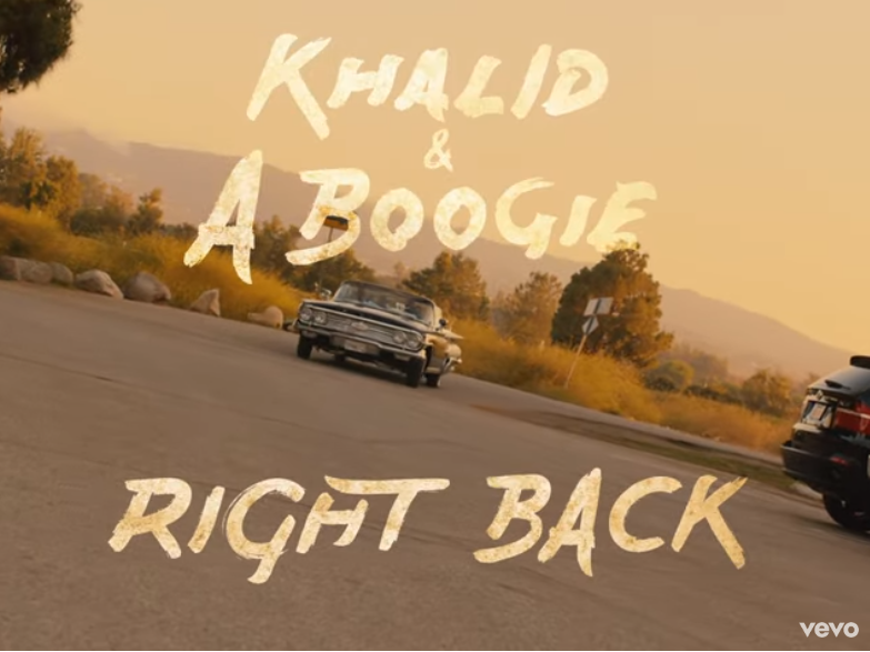 "Rick's Pick – Khalid – ""Right Back"" ft. A Boogie Wit Da Hoodie"