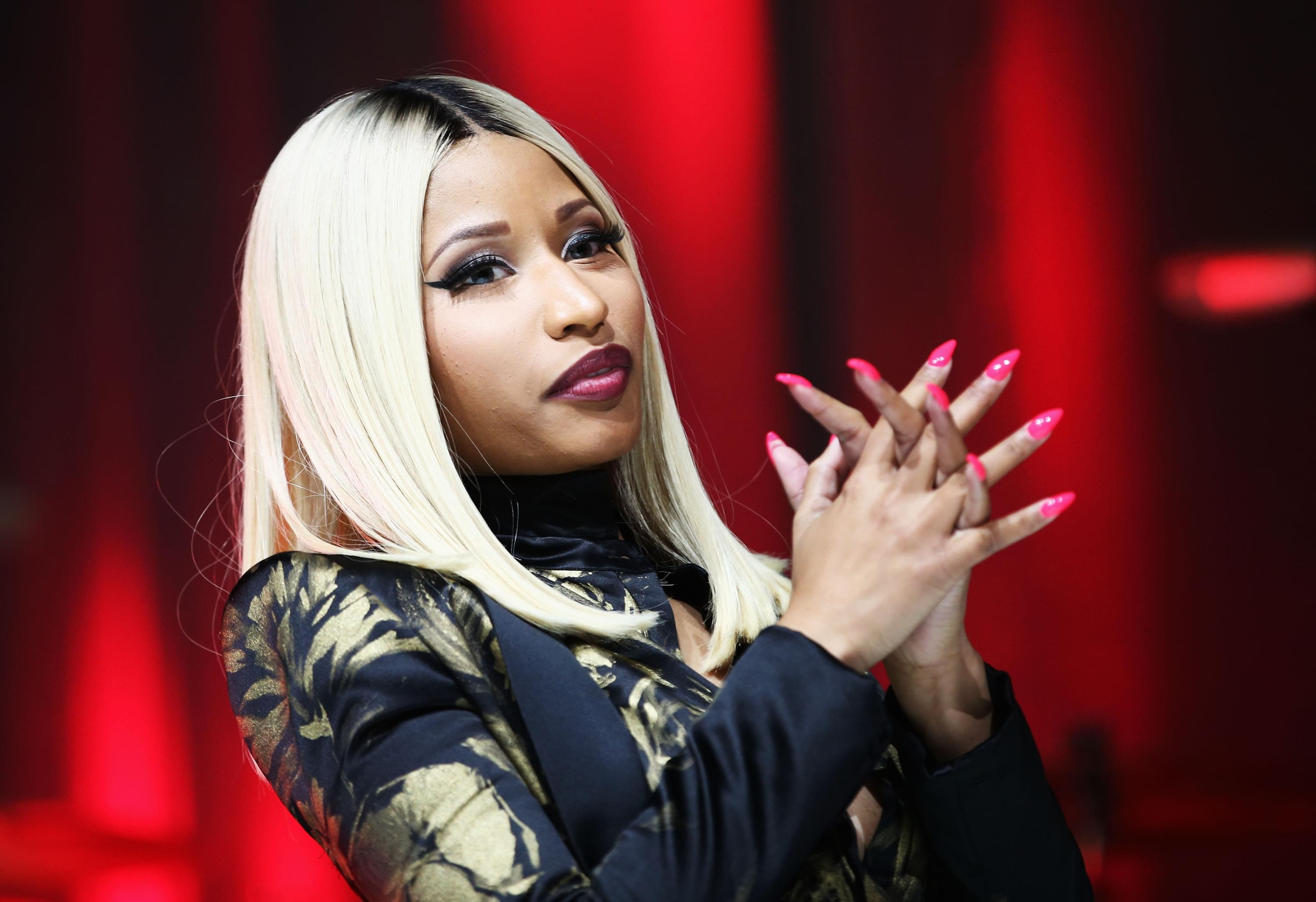 Nicki Minaj Announces Her Retirement?!?!