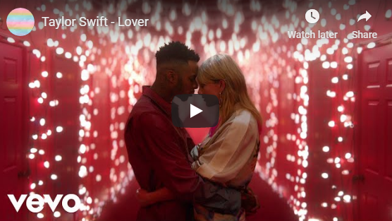 "Rick's Pick – Taylor Swift – ""Lover"""