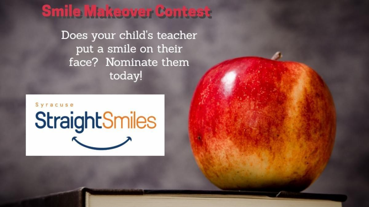 WIN a Smile Makeover for Teacher!