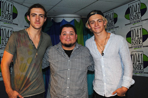 Studio 104 with rocky ross from r5 1041 krbe krbe fm m4hsunfo
