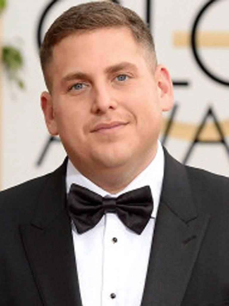 jonah hill young