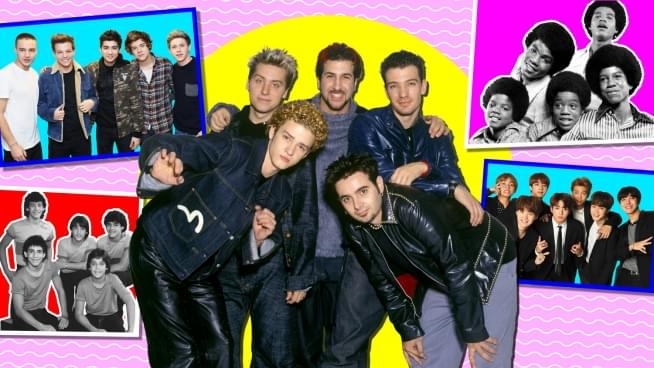 Nsync celebrity special edition