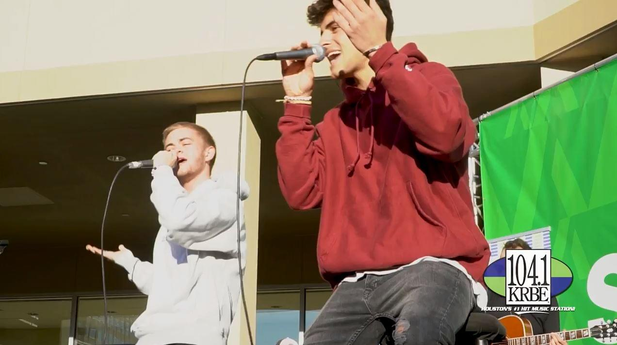 Spring Break Escape Concert with Jack & Jack at The Square