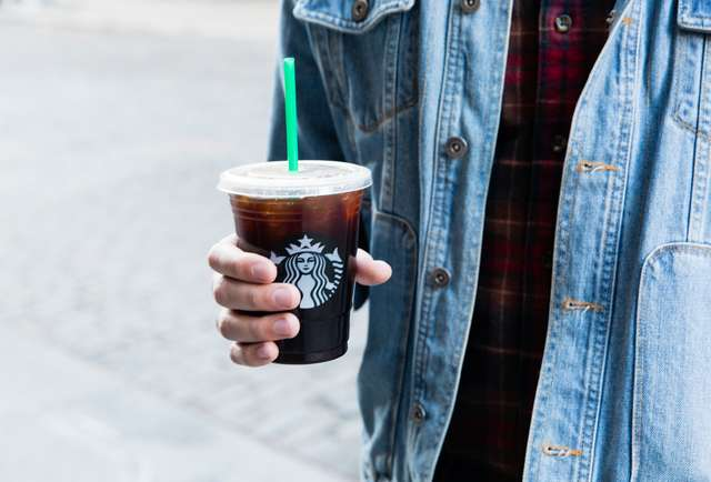 Here's how you can get a free cup of Starbucks iced coffee DELIVERED to you!