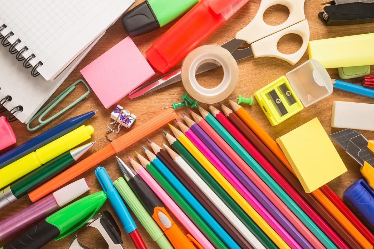 school supplies most students need