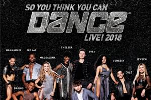 Nov 23: So You Think You Can Dance