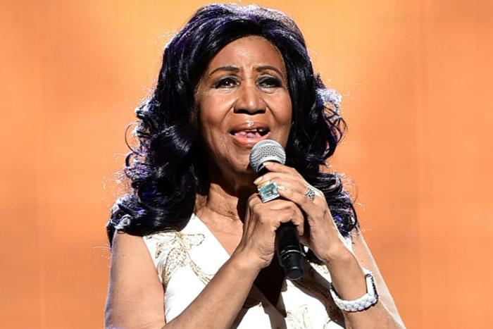 Aretha Franklin, dead at 76