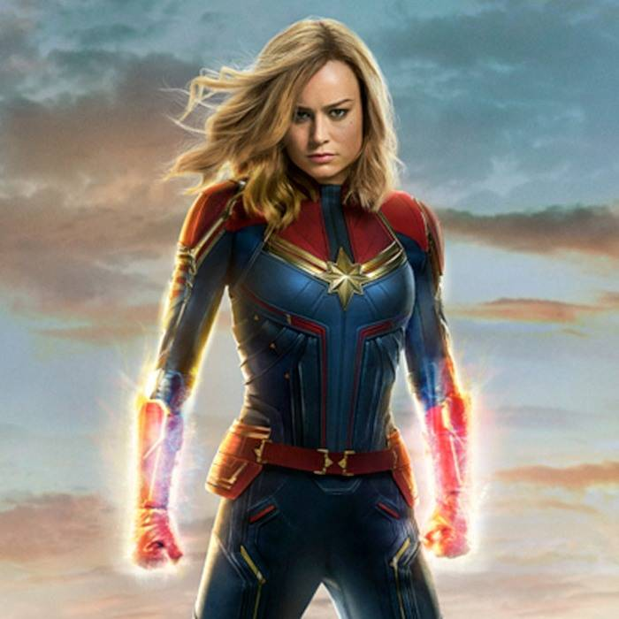 Captain Marvel is Here!
